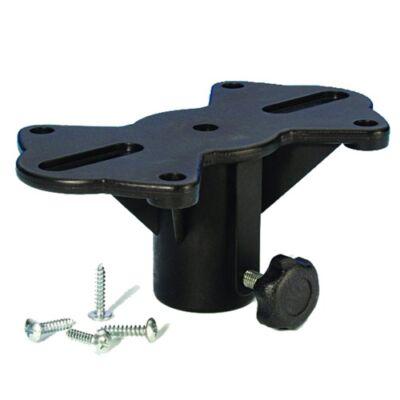 Adam Hall AH-SPS57 hangfaltartó lap fekete, műanyag