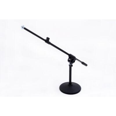 Euromusic asztali mikrofon állvány