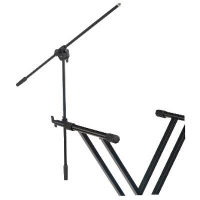 EUROMUSIC szinti állványra szerelhető mikrofon állvány