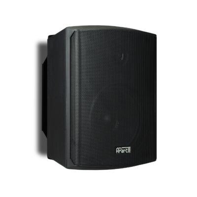 Apart SDQ5P-BL aktív-passzív installációs hangfalpár