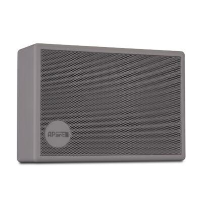 Apart SM6-G 100V-os fali hangfal, szürke