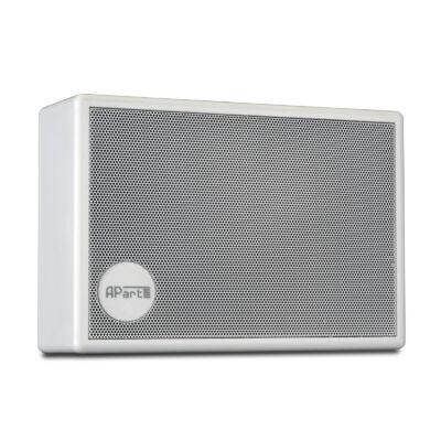 Apart SM6-W 100V-os fali hangfal, fehér