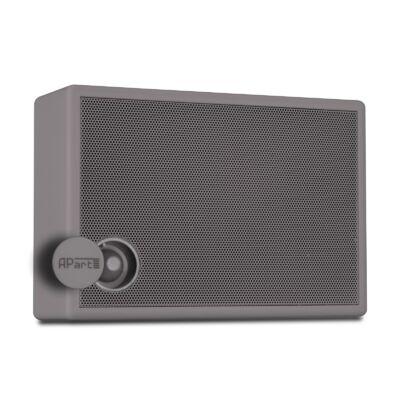 Apart SM6V-G 100V-os fali hangfal, szürke