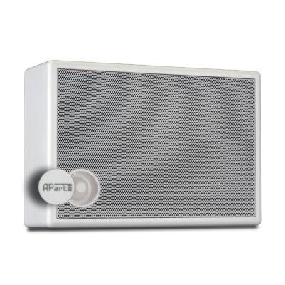 Apart SM6V-W 100V-os fali hangfal, fehér
