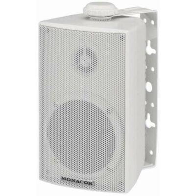 Monacor ESP-215/WS kétutas fali hangdoboz