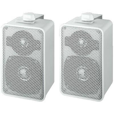 Monacor EUL-42/WS univerzális fali hangsugárzó pár