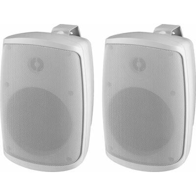 Monacor WALL-06T/WS 100V-os fali hangsugárzó pár