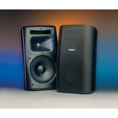 QSC AD-S82H professzionális fali hangfal