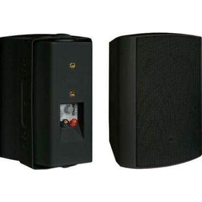 RH SOUND BS-1060 TS/B 100 V-os hangfal, fekete