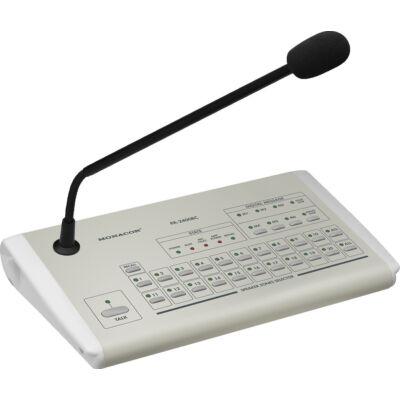 Monacor PA-2400 20 zónás mikrofon
