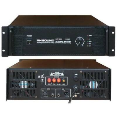 RH SOUND SK-1800 100V-os erősítő