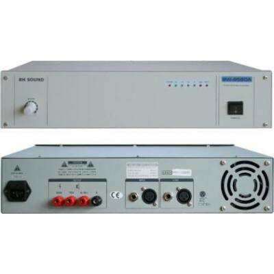 RH SOUND BW-9560 100V-os erősítő
