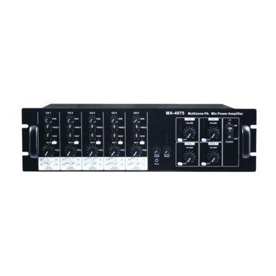 RH SOUND MA-4075 100V-os keverőerősítő