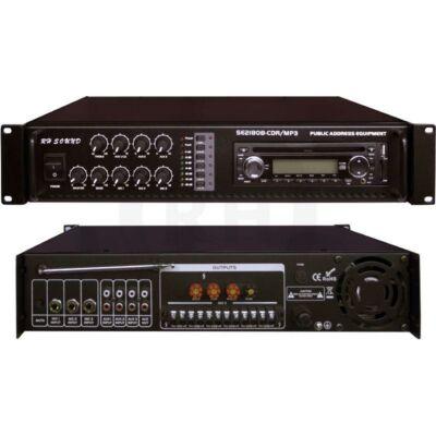 SE-2180B CDR/MP3 100V-os keverőerősítő