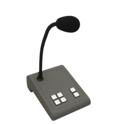 Apart MICPAT-4 négyzónás asztali mikrofon