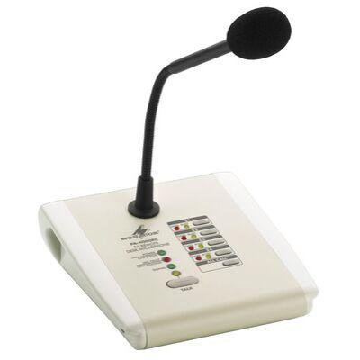 Monacor PA-4000RC zónaválasztós asztali mikrofon