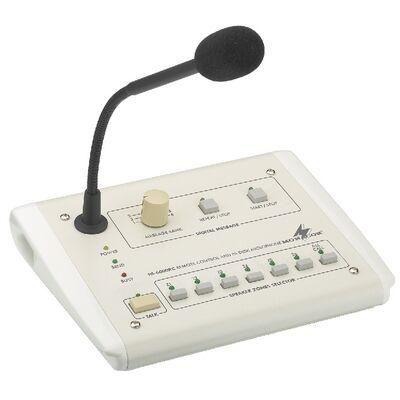 Monacor PA-6000RC zónaválasztós asztali mikrofon