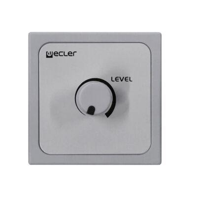 Ecler WPmVOL fali vezérlő panel
