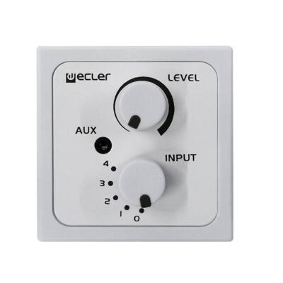 Ecler WPmVOL-SRJ fali vezérlő panel