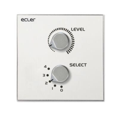 Ecler WPaVOL-SR fali vezérlő panel