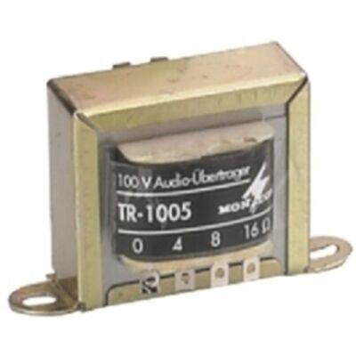 Monacor TR-1005 100V-os illesztő transzformátor