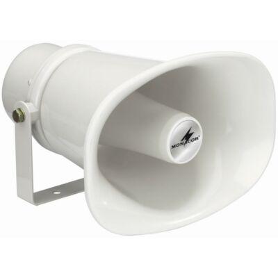 Monacor IT-115 tölcséres 100V-os sugárzó