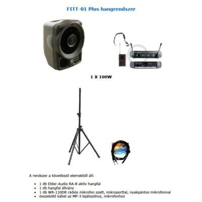 FITT-01 Plus hangrendszer