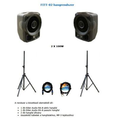 FITT-02 hangrendszer