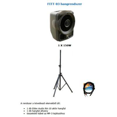 FITT-03 hangrendszer