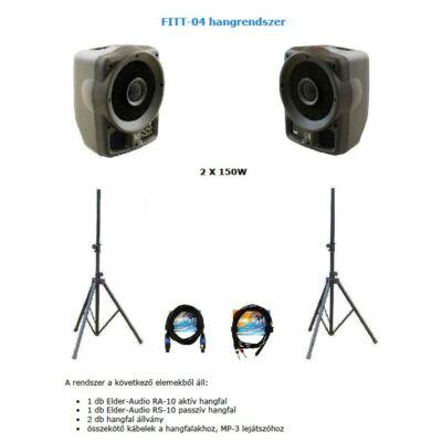 FITT-04 hangrendszer, RA10-RS10