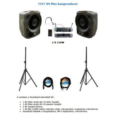 FITT-04 Plus hangrendszer, RA10-RS10