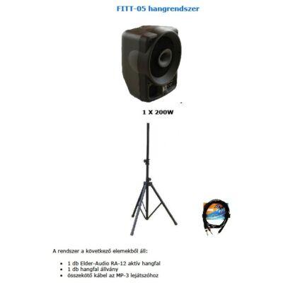 FITT-05 hangrendszer