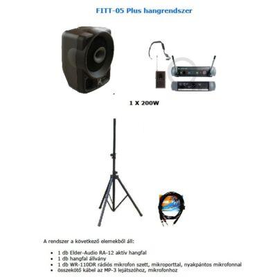 FITT-05 Plus hangrendszer