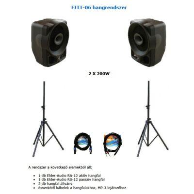 FITT-06 hangrendszer