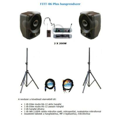 FITT-06 Plus hangrendszer