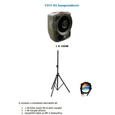FITT-01 hangrendszer