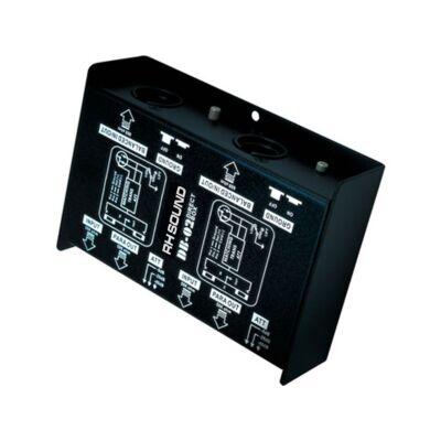 RH Sound DB-02 passzív DI-box