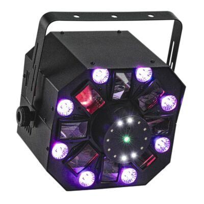 Involight Ventus-XXL LED-es fényeffekt - klub fény