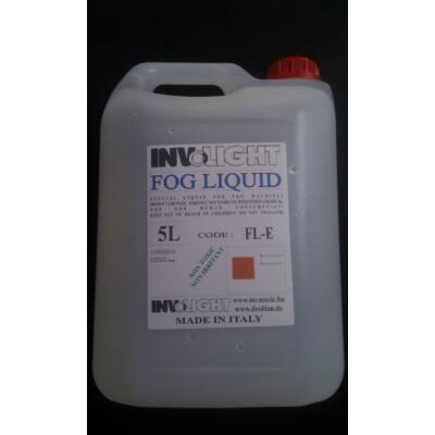 Involight FL-E füstfolyadék