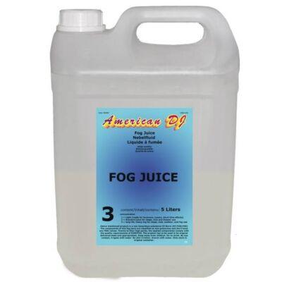 American DJ Fog Juice Heavy füstfolyadék
