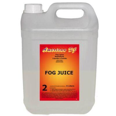 American DJ Fog Juice Medium füstfolyadék