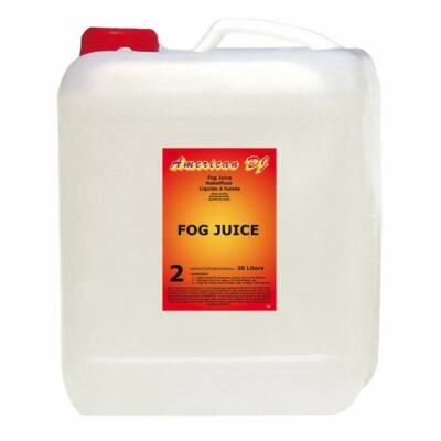 American DJ Fog Juice 2 Medium 20L füstfolyadék