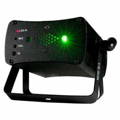 American DJ Micro 3D II lézer fényeffekt