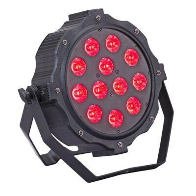 Soundsation QUARTETTO 1012 SLIM LED-es Par lámpa, 12 x 10W