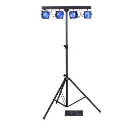 Soundsation 4LEDKIT-COB fényszett