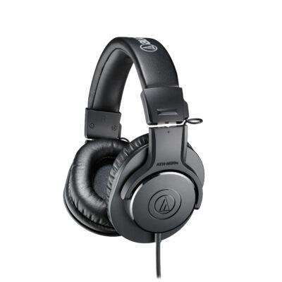 Audio-technica ATH-M20X zárt dinamikus fejhallgató