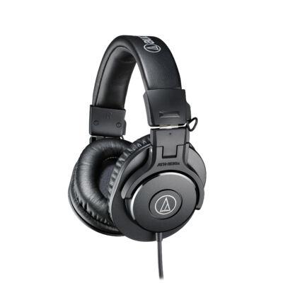 Audio-technica ATH-M30X zárt dinamikus fejhallgató