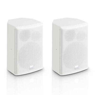 LD Systems Install SAT62 G2W kétutas installációs fali hangfal pár
