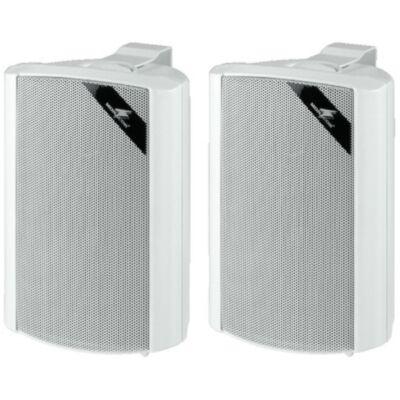 Monacor MKS-34/WS kétutas fali hangsugárzópár