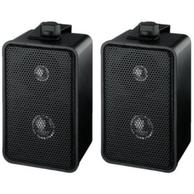 Monacor MKS-42/SW kétutas fali hangsugárzópár